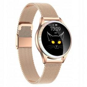 Smartwatch damski KW20 Mesh...
