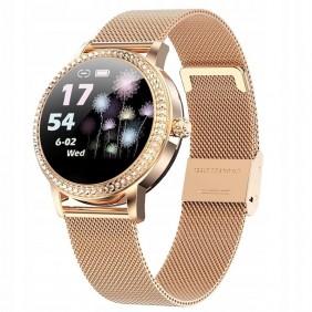 Smartwatch damski LW20 Gold...