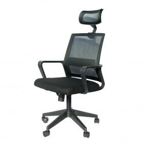 Fotel biurowy Ergonomiczny obrotowy mesh FB0003