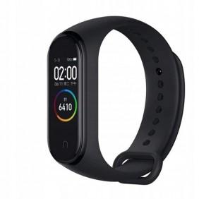 Smartband M4 opaska sportowa smartwatch czarny