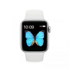 Smartwatch Watch T500 Pulsometr Kroki Fitness Biały