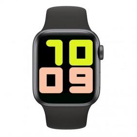 Smartwatch Watch T500 Pulsometr Kroki Fitness Czarny