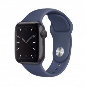 Smartwatch Watch T500 Pulsometr Kroki Fitness Niebieski