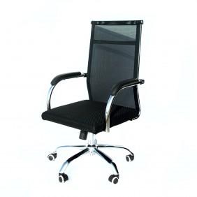Fotel biurowy obrotowy mikrosiatka Mesh FB0002