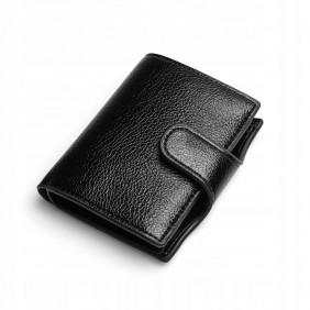 Ekskluzywny Czarny portfel...