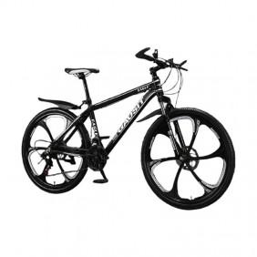 """Rower górski Gausit Eagle MTB 27,5"""" aluminiowa rama - Czarno-biały 6R"""