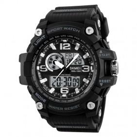 Zegarek Męski Sportowy SKMEI 1283 LED czarny