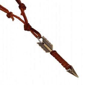 Naszyjnik indiańska strzała...