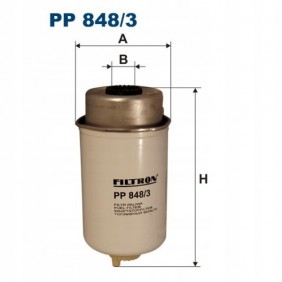 FILTR PALIWA PP848/3...